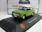 Trabant 601 Limousine Green 1:43 Atlas Edition DDR-Auto