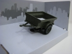 Přívěs Trailer 1/4 Ton USA Militry 1:43 Cararama