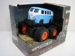 Volkswagen Cross Bus 4x4 BIG Wheels Blue Toi-Toys