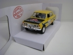 Fiat 125p No.52 Polski Fiat Rally Yellow 1:43 Daffi