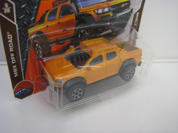 Matchbox 65Th Anniversary 16 Cgevy Colorado Xtreme MBX Off Road