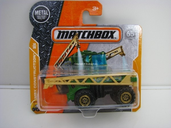 Matchbox 65Th Anniversary Rain Maker MBX Construction 10/20