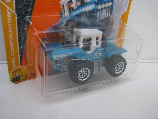 Matchbox 65Th Anniversary Acre Maker MBX Construction 14/20