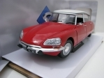Citroen DS Special 1972 Red 1:18 Solido