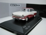 Ford Taunus 17M 1957 Red/White 1:43 White Box 190