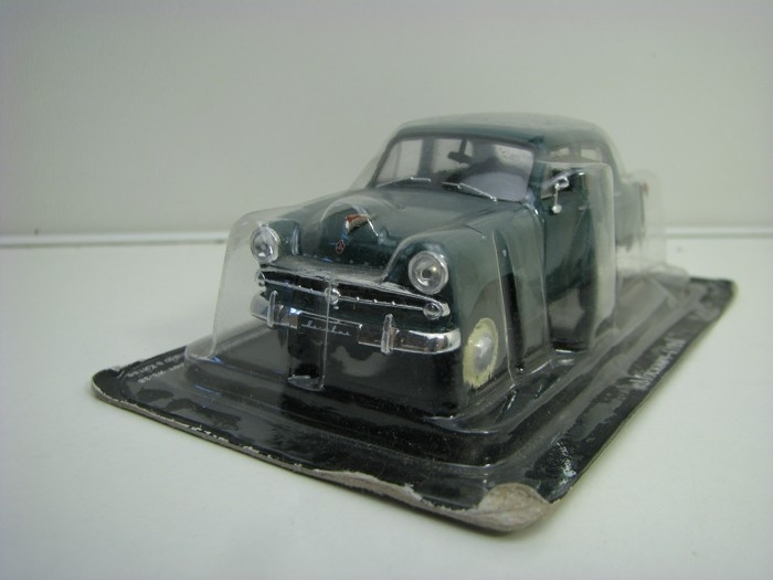 Moskvitch 410 Green 1:43 DeAgostini