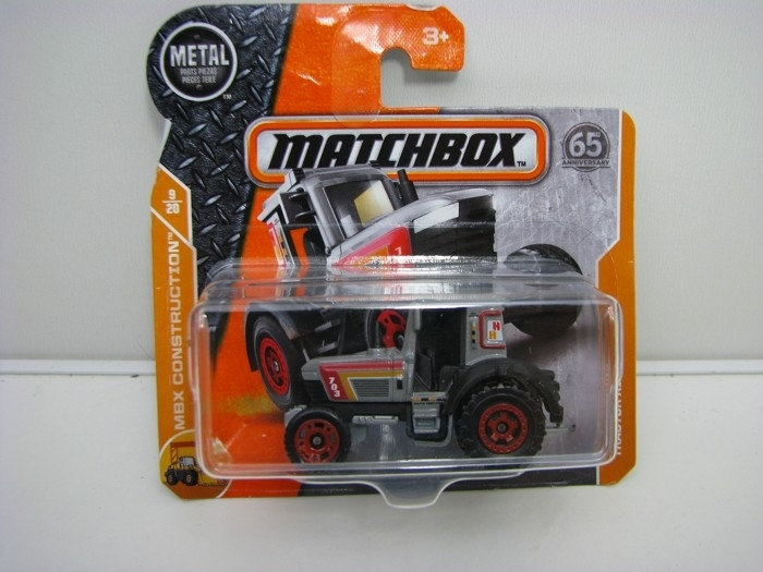 Matchbox 65Th Anniversary Traktor King MBX Construction 9/20