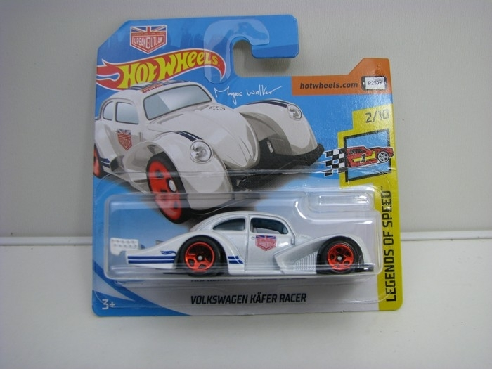 Volkswagen Kafer Racer White Hot Wheels Legend Of Speed-2018-FJY06
