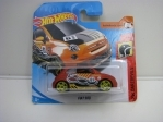 Fiat 500 Brown Hot Wheels Daredevils-2018-FJX51