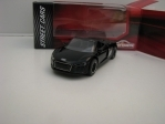 Audi R8 Black Street Cars Majorette box 2790