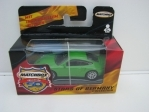 Porsche 911 Turbo Green 1:58 Stars Of Germany Matchbox