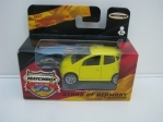 Mercedes-Benz A Class Yellow 1:57 Stars Of Germany Matchbox
