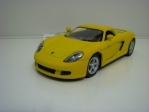 Porsche Carrera GT matto Yellow 1:36 Kinsmart
