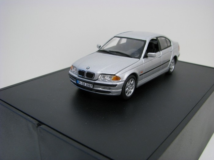 BMW M3 Series Silver 1:43 Paragon Models