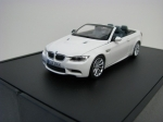 BMW M3 Cabrio White 1:43 Paragon Models