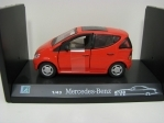 Mercedes-Benz A140 Red 1:43 Cararama