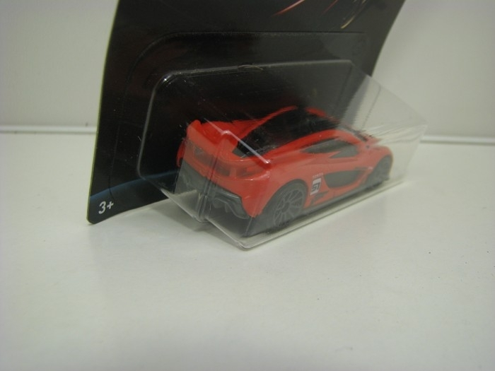 Forza Motors McLaren P1 Red Hot Wheels DWF31