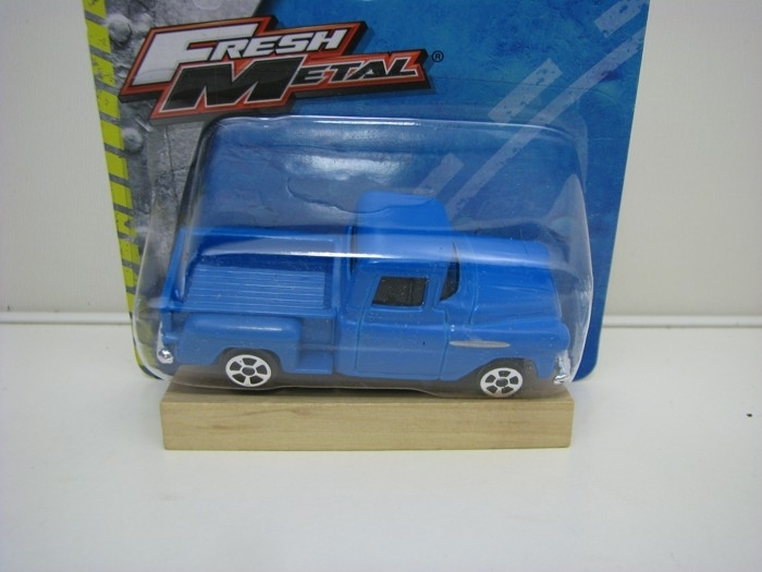 Chevy Pick Up 1967 Blue Fresch Metal Maisto