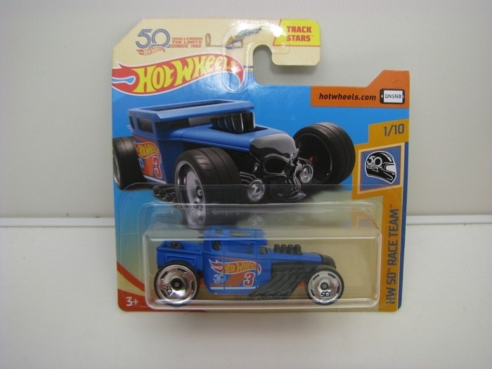 Bone Shaker HW 50 Race Team 1/10 Hot Wheels