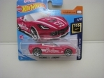 Corvette Stingray 2014 Barbie HW Screen Time 7/10 Hot Wheels 2018