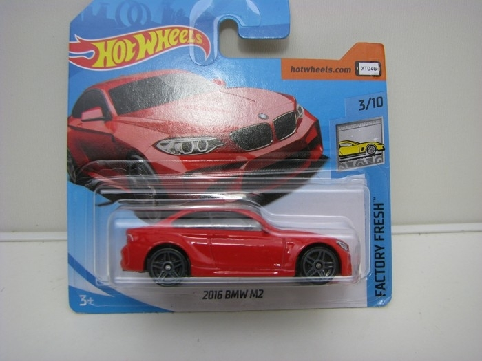 BMW M2 2016 HW Factory Fresh 3/10 Hot Wheels
