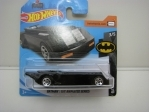 The Animated Series Batmobile Black 3/5 Hot Wheels Batman