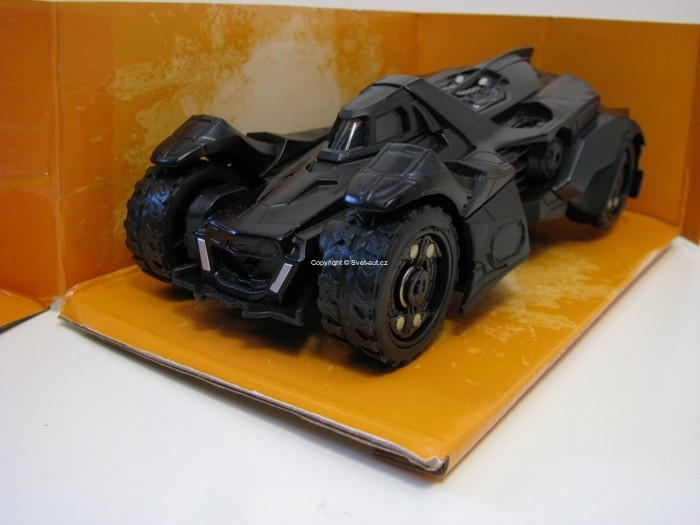 Batman Arkham Knight Batmobile 2015 1:32 Jada Toys