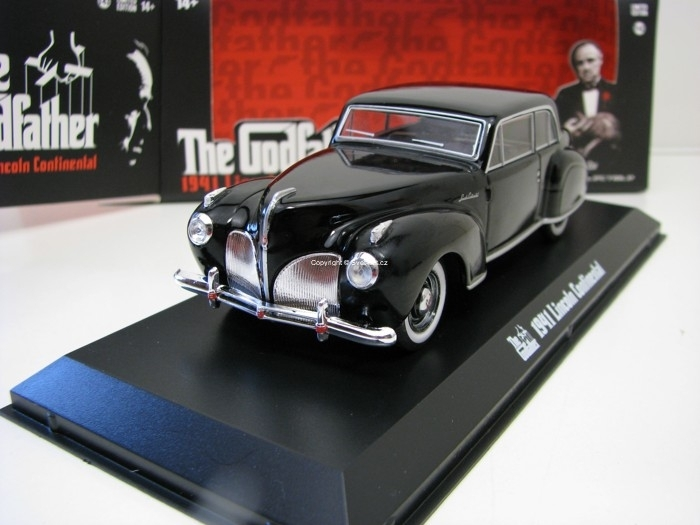 Linkoln Continental 1941 The Godfather 1:43 Grenlight
