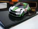 Škoda Fabia R5 No.32 Tidemand Winner WRC2 Rally Portugal 2017 1:43 Ixo