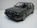 Lancia Delta HF Integrale 16V 1990 Dark Grey 1:18 Triple 9 Collection