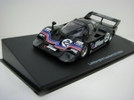 Lamborghini Countach QVX 1986 No.22 Black 1:43 Atlas