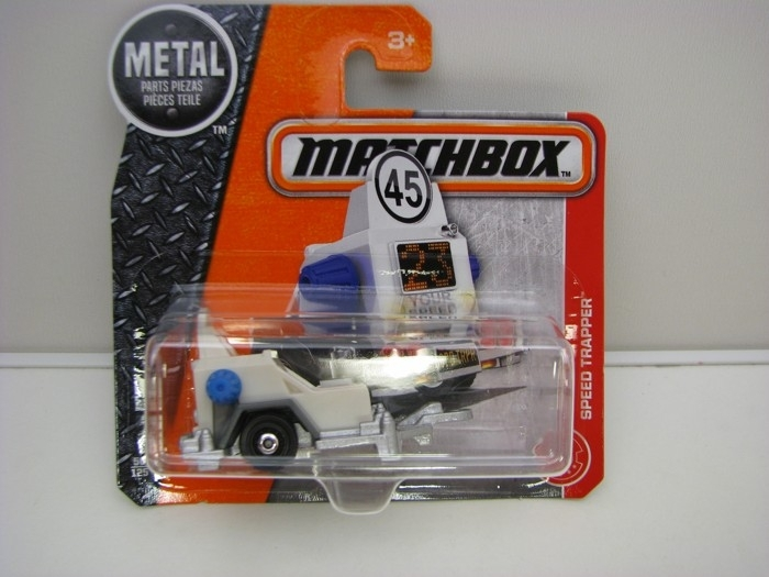 Přívěs Speed Trapper Matchbox 2016 blistr