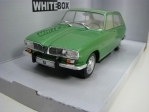 Renault 16 1965 Green 1:24 White Box