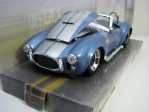 Shelby Cobra 427 S/C 1965 Blue 1:24 Big Time Muscle Jada Toys