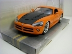 Dodge Vipre SRT10 2008 Orange 1:24 Big Time Muscle Jada Toys