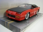 Chevrolet Camaro Z28 1985 Red 1:24 Big Time Muscle Jada Toys