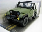 Jeep Wrangler 1992 Khaki 1:24 Just Trucks Jada Toys
