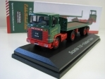 Scania 110 Flatbed Trailer 1:76 Atlas Stobart