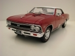 Chevrolet Chevelle SS Christmas Car 1966 Purple 1:18 Ertl