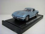 Chevrolet Corvette 1963 Blue 1:43 del Prado