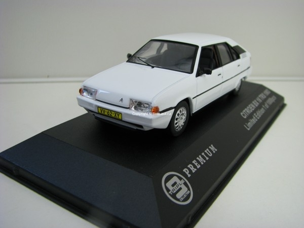 Citroen BX 16 TRS 1983 1:43 Triple 9 Collection