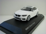 BMW 2 Series Coupé White 1:43 Minichamps