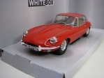 Jaguar E-Type 1962 Red 1:24 White Box WB124022
