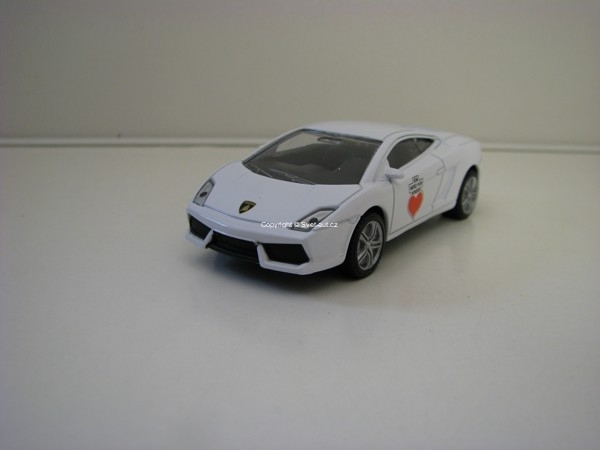 Lamborghini Gallardo Ein Herz Fur Kinder model Siku 1497