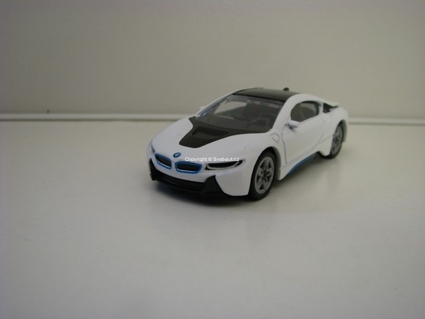 BMW i8 White blister Siku 1458