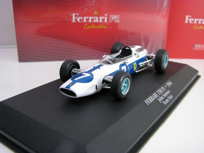 Ferrari 158 F1 John Surtees 1964 1:43 Atlas Edition