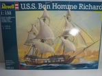 Plachetnice U.S.S. Bon Home Richard 1:132 Revell 05113
