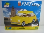 Cobi 24530 Fiat 125p stavebnice 1:35 Youngtimer collection