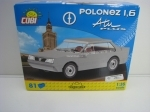 Cobi 24534 FSO Polonez 1,6 Atu Plus stavebnice 1:35 Youngtimer collection