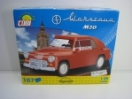 Cobi 24550 Warszawa M20 stavebnice 1:35 Youngtimer collection